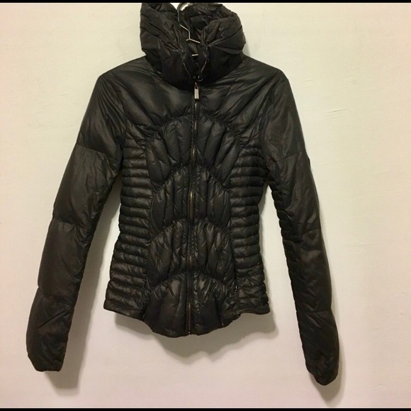 Blanc noir winter jacket